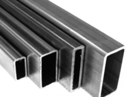 tubo mecanico rectangular