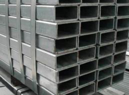 tubo rectangular estructural